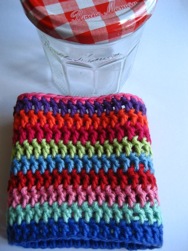 Attic24 Crochet Jar Jacket