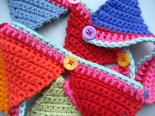 Christmas Crochet Bunting Pattern 2017 Bunting 6a00e551101c54883401