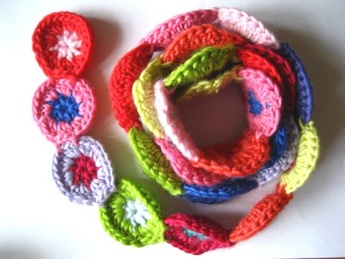 Attic24 Circles Scarf