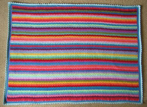 Attic24 Granny Stripe