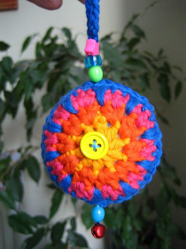 Attic24 Crochet Christmas Decorations Ta Dah