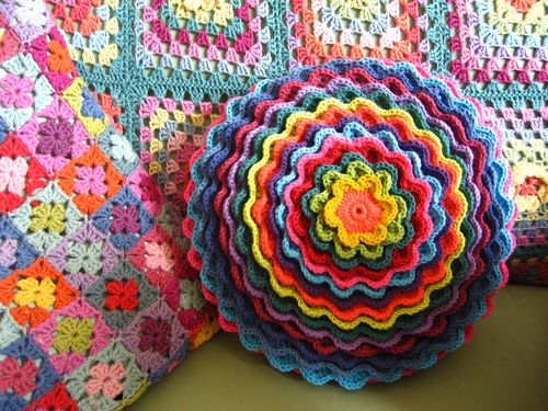 Attic24: Blooming Flower Cushion