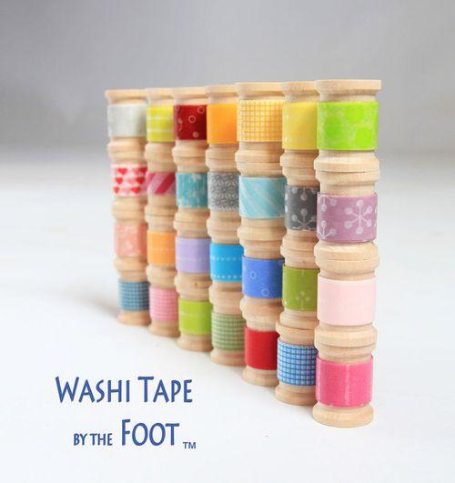 Washi Tape Rolls