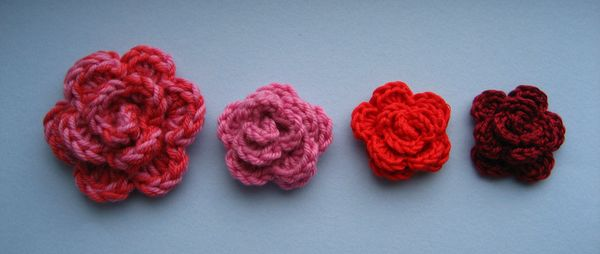 A Special Potted Rose For Your Hero... Or Heroine [PAID Crochet ... | 254x600