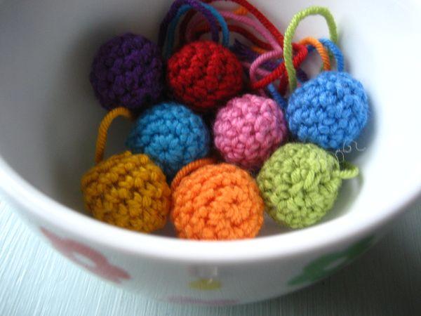 Amigurumi – Crochet Simple Big Ball - premium & free patterns ... | 450x600