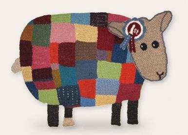 Yarndale Sheep