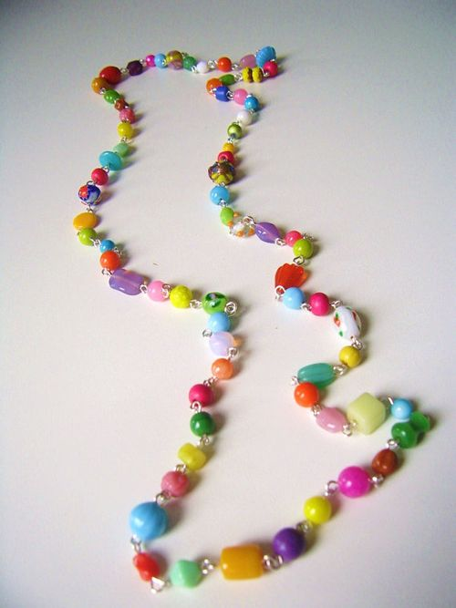 Silly old suitcase necklace