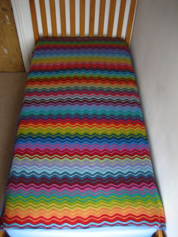 Attic24 Interlocking Colour Ripple Ta Dah