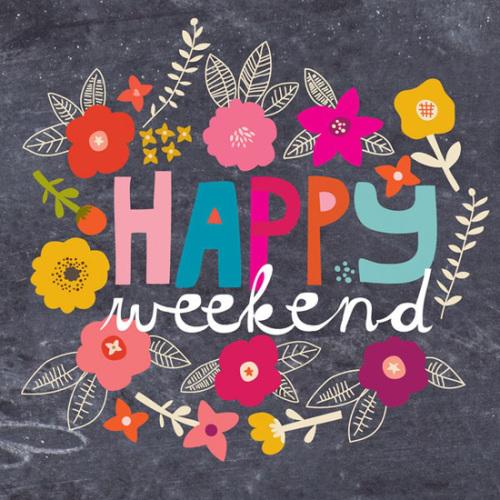 Happy-weekend