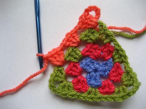 Attic24 Granny Bunting Triangles