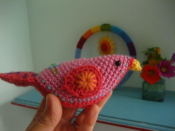 Little Bird - Free Crochet Pattern - Stella's Yarn Universe | 450x600
