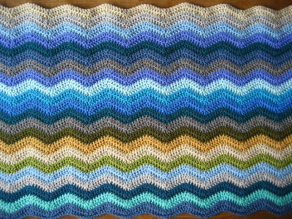 Attic24 Ripple Blanket Know How