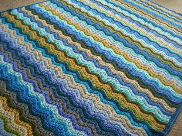 Attic24: Ripple Blanket Know-how