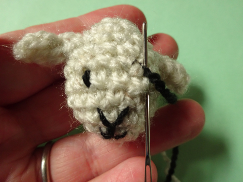 Think, naked sheep free patterns