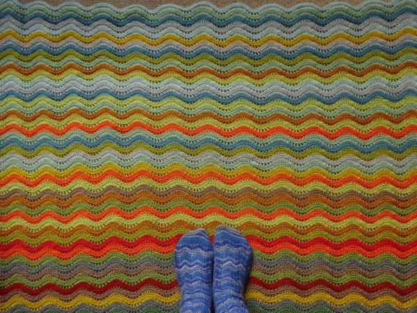 Attic24 Woodland Blanket Cal Part 5