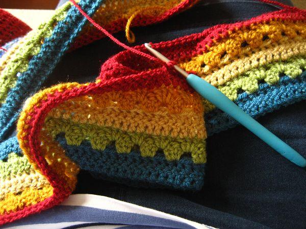 Attic24: Cosy Stripe Blanket