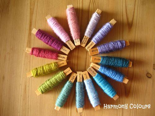 Harmony Colours