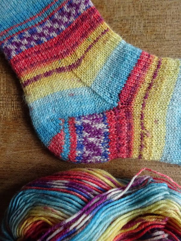 Attic24: The Joy of Knitting Socks