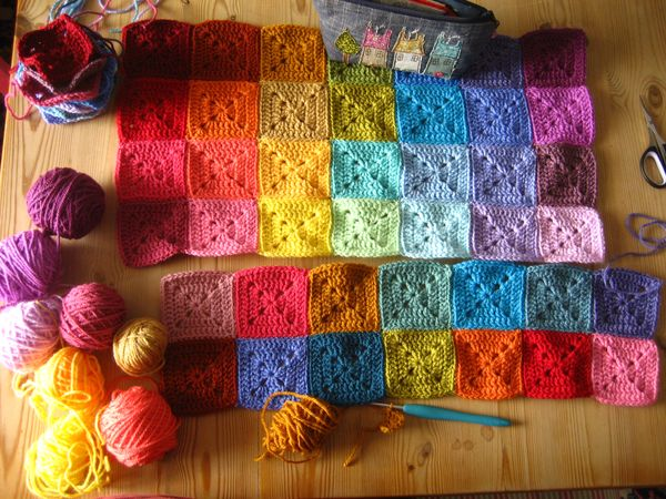 Attic24 2015 Year End Review Crochet