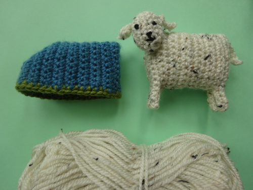 Attic24 Woolly Sheep
