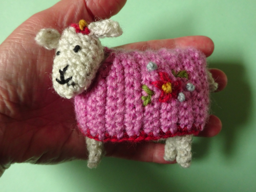 Attic24 Woolly Sheep