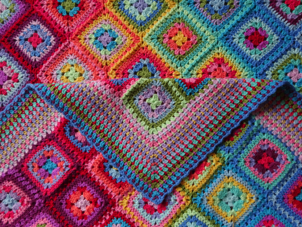 Attic24 Summer Harmony Blanket Ta Dah