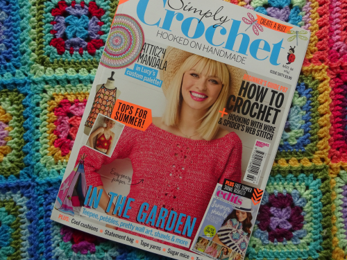 Amigurumi Magazine Uk : Knitting magazine u knits by sachi