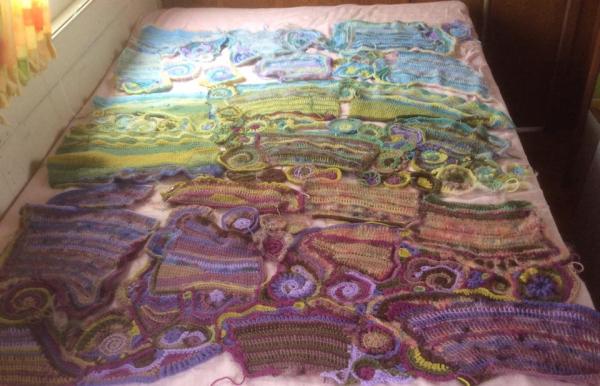Attic24 Moorland Blanket Ta Dah