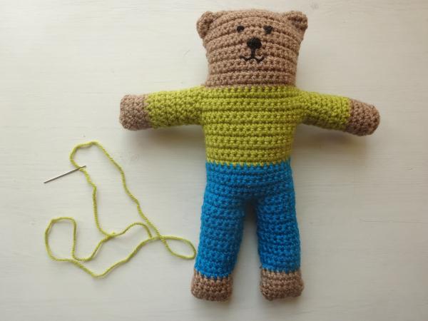 Attic24: Charity Bear | 450x600