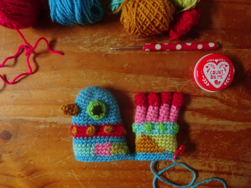 Crochet Bird Patterns Easy DIY Video | The WHOot | 375x500