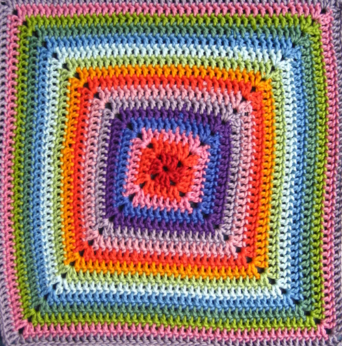 How to Join Crocheted Squares | eHow.com